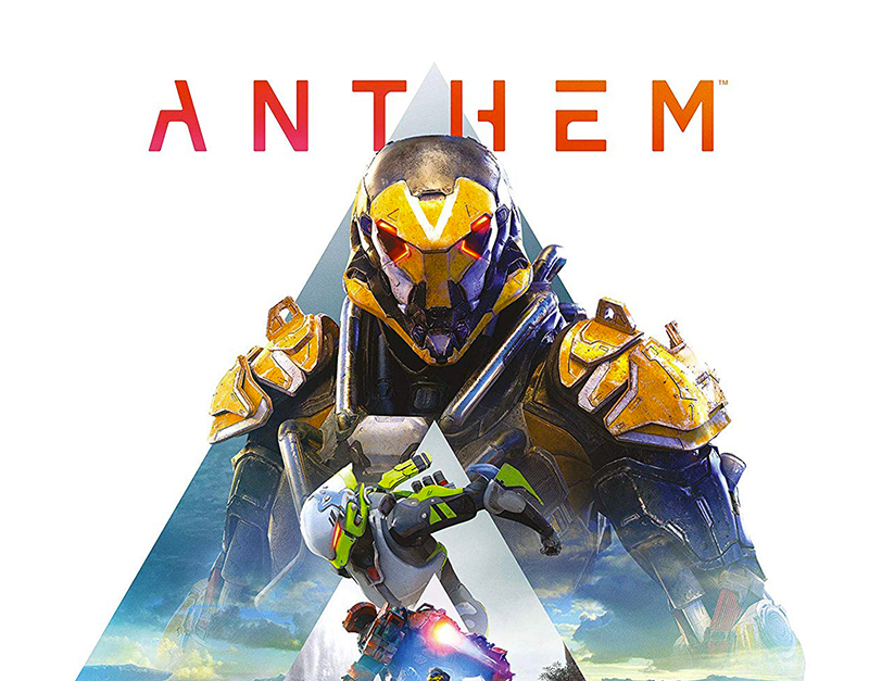 Anthem (Xbox One), Core of a Game, coreofagame.com