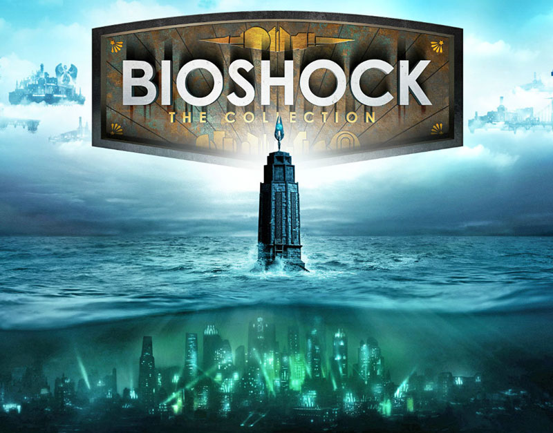 BioShock: The Collection (Xbox One), Core of a Game, coreofagame.com