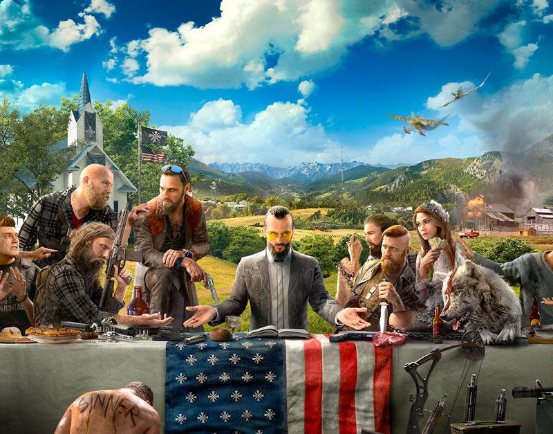 Far Cry 5 - Gold Edition (Xbox One), Core of a Game, coreofagame.com