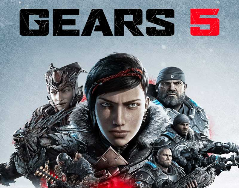 Gears 5 (Xbox One), Core of a Game, coreofagame.com