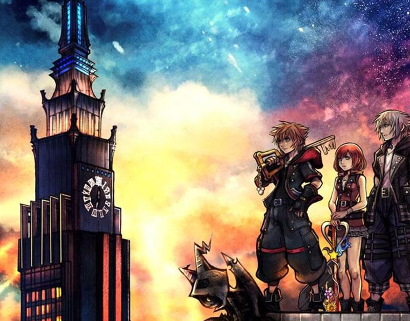 Kingdom Hearts 3 (Xbox One), Core of a Game, coreofagame.com