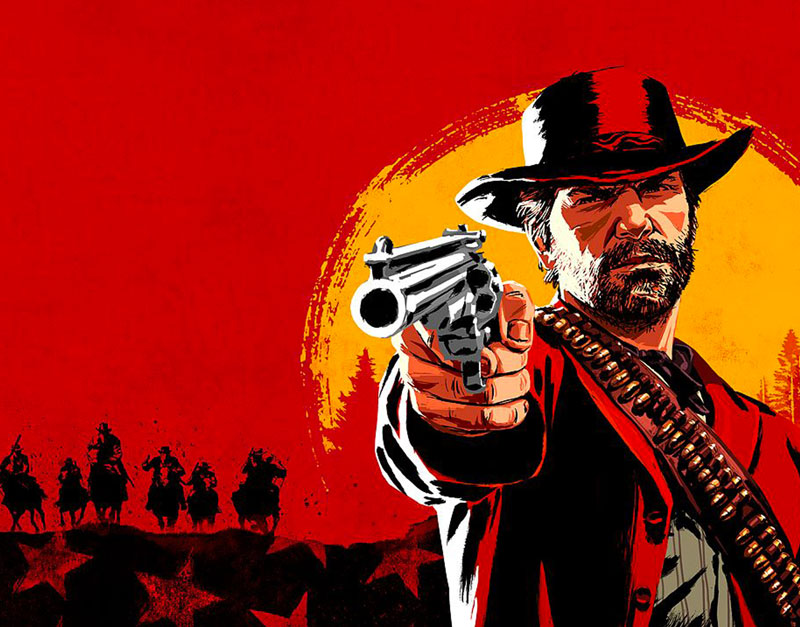 Red Dead Redemption 2 (Xbox One), Core of a Game, coreofagame.com