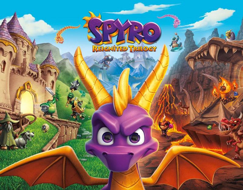Spyro Reignited Trilogy (Xbox One), Core of a Game, coreofagame.com