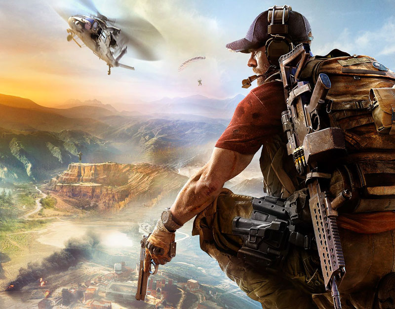 Tom Clancy's Ghost Recon Wildlands - Deluxe Edition (Xbox One), Core of a Game, coreofagame.com