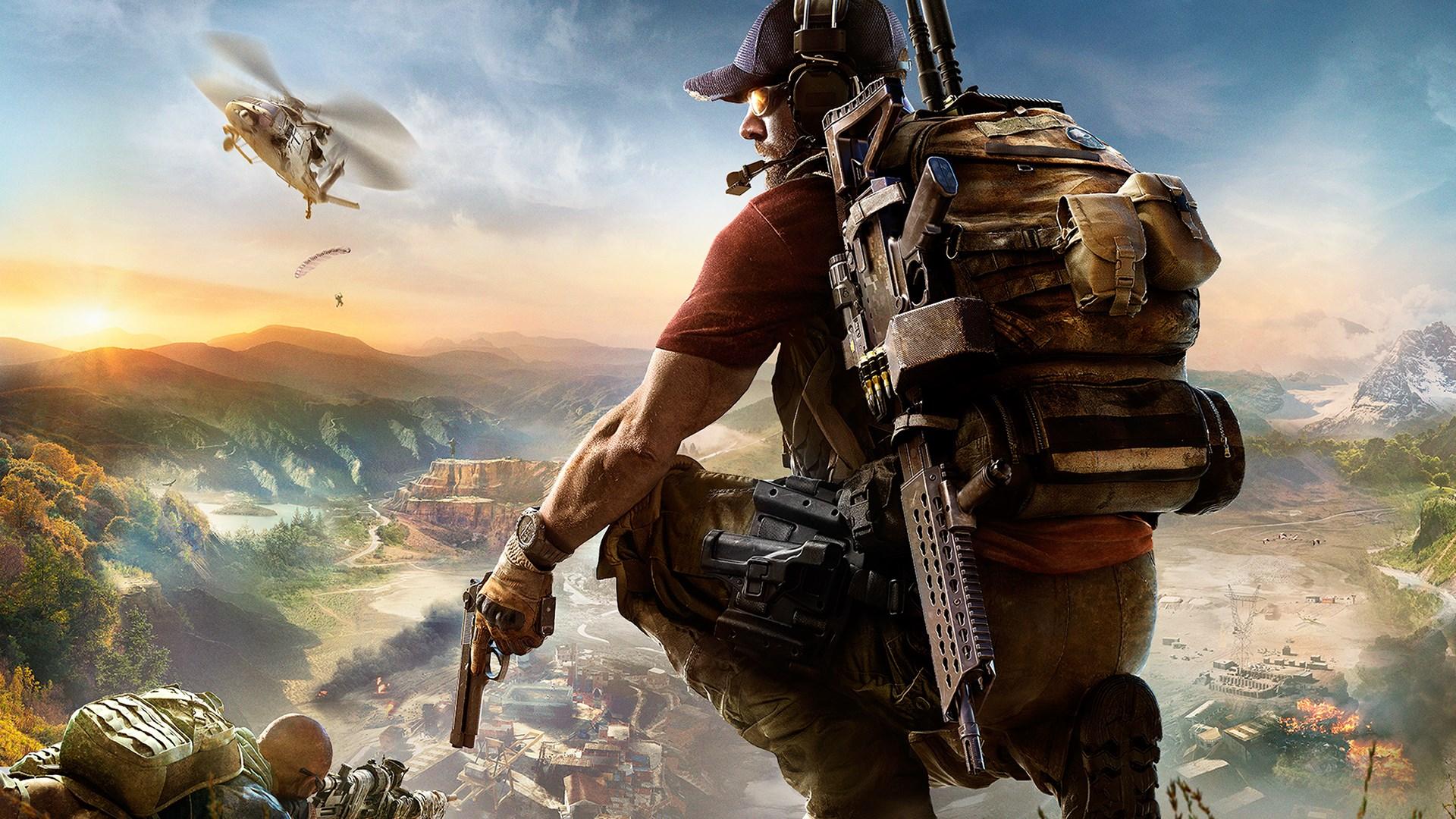 Tom Clancy's Ghost Recon Wildlands Banner, Core of a Game, coreofagame.com