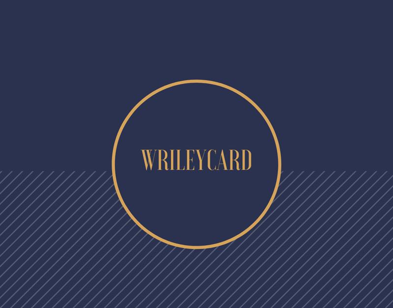 WrileyCard, Core of a Game, coreofagame.com
